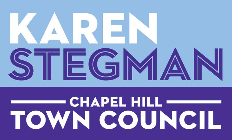 Logo for Karen Stegman